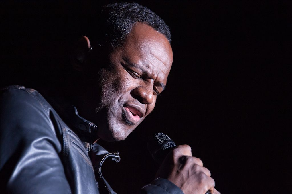 Brian McKnight, la gente que no