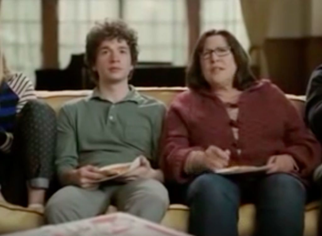 HBO Go Awkward Family Viewing comercial